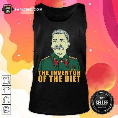 Pretty Stalin Around The Inventor Of The Diet Tank Top