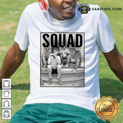 Top Golden Girls Squad Shirt