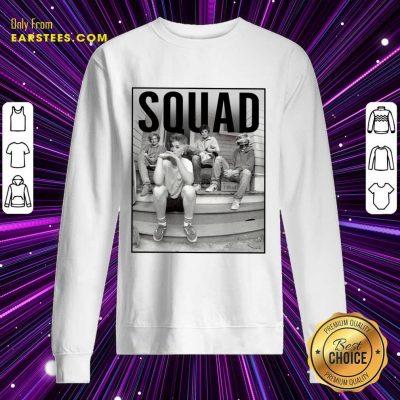 Top Golden Girls Squad Sweatshirt