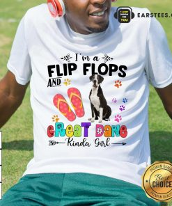 Top Great Dane Kinda Girl Shirt