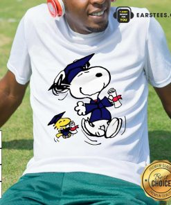 Top Snoopy And Graduation Shirt