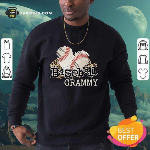 Baseball Grammy Sweatshirt