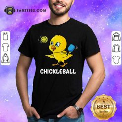 Chicken Chickleball Shirt