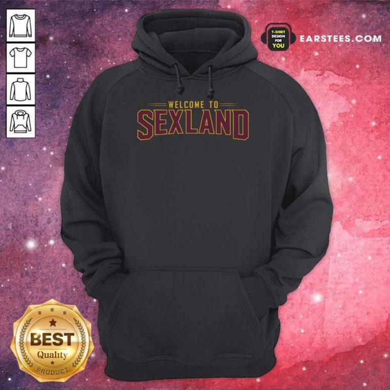Hot Sexland Cleveland Cavaliers Hoodie