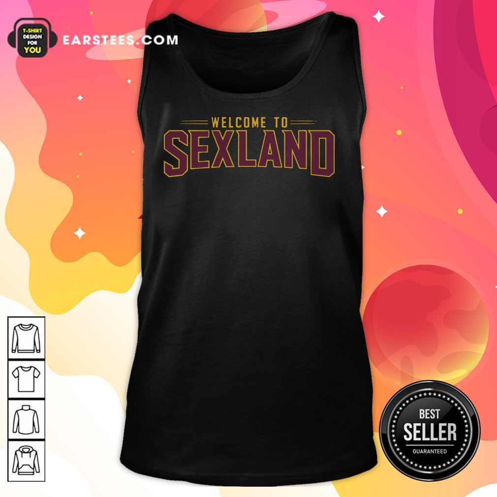Hot Sexland Cleveland Cavaliers Tank Top
