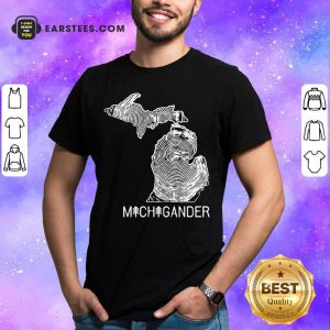 Michigander To The Core Shirt