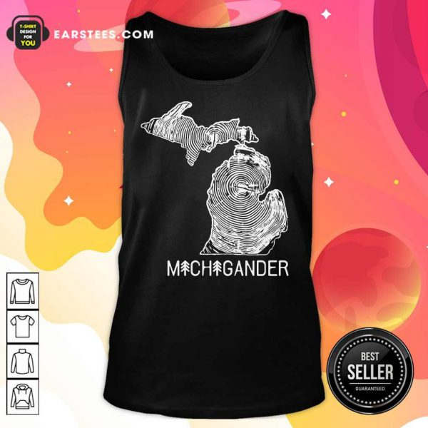 Michigander To The Core Tank Top