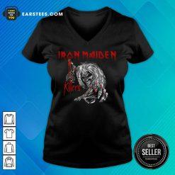Nice Iron Maiden Killers V-Neck