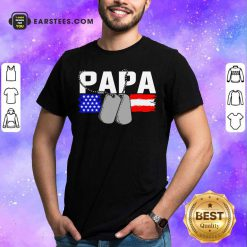 Papa Keychains Shirt