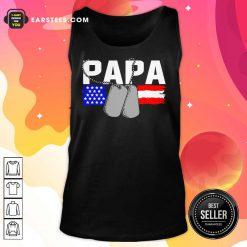 Papa Keychains Tank Top