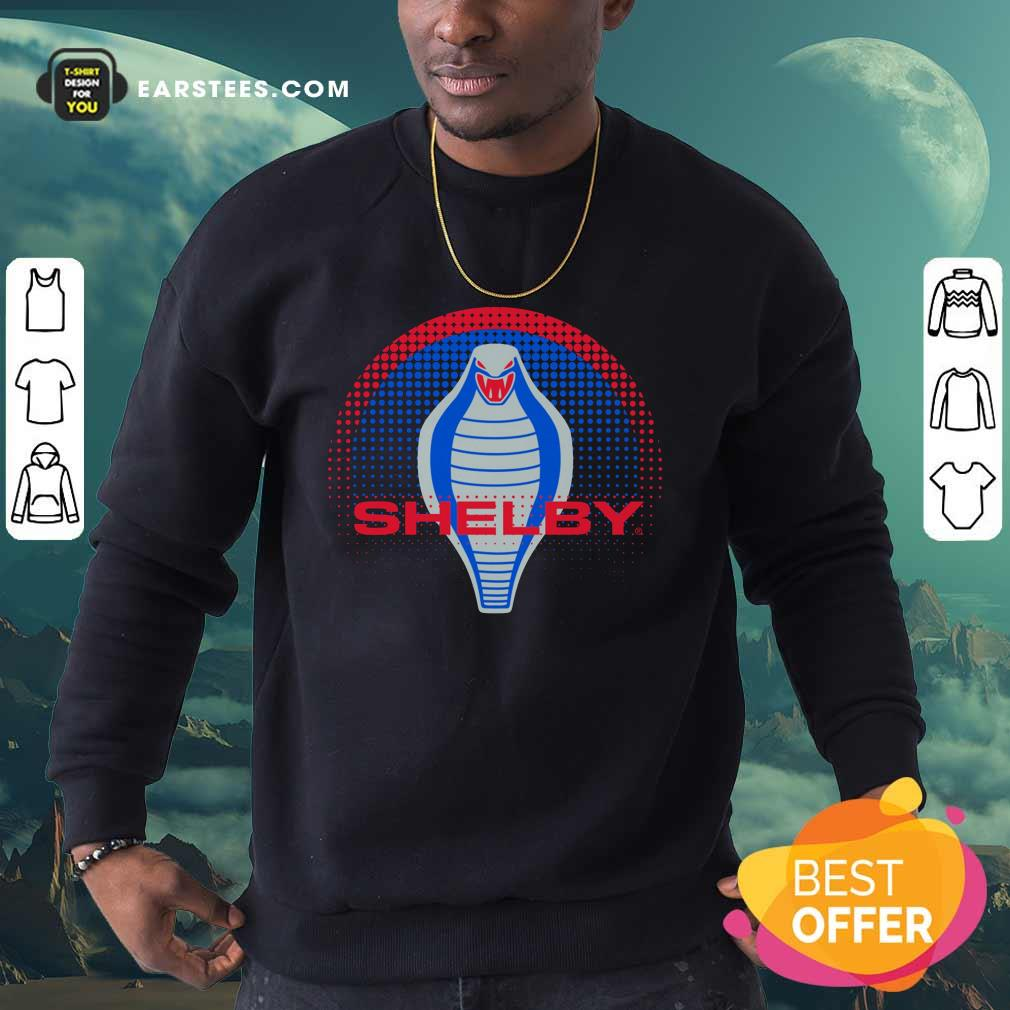 Shelby Circle FD Logo Sweatshirt