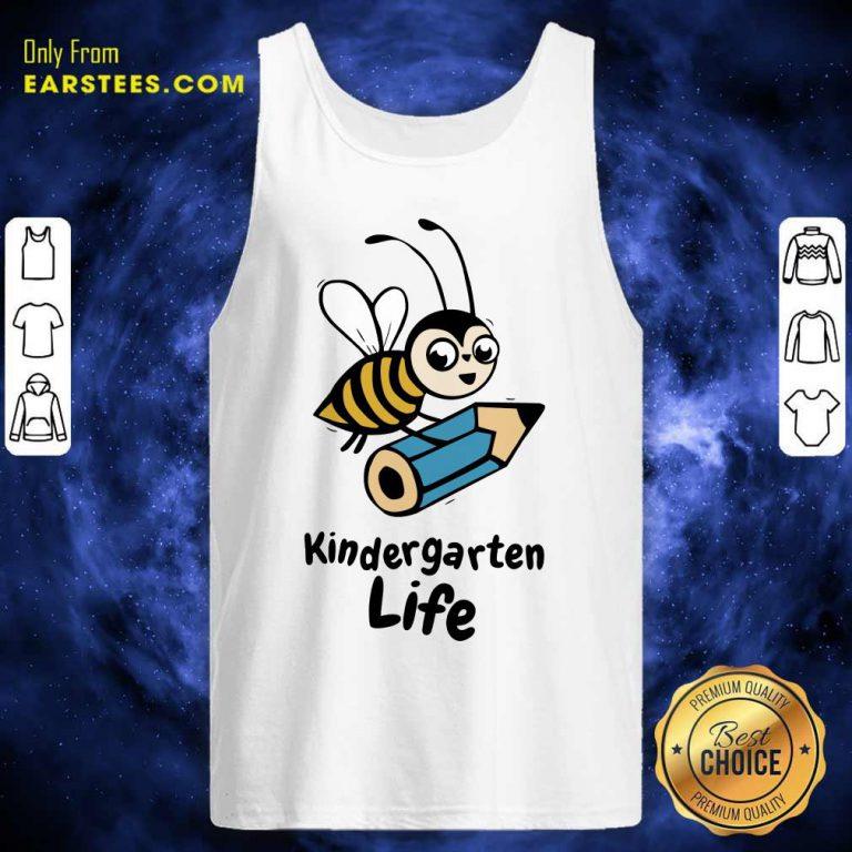 Top Bee Kindergarten Life Tank Top