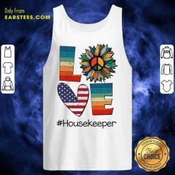 Top Love Housekeeper Tank Top