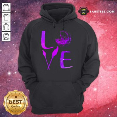 Top Love Witch Hoodie