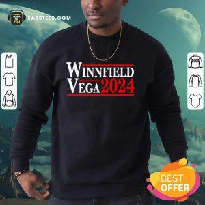 Top Winnfield Vega 2024 Sweatshirt