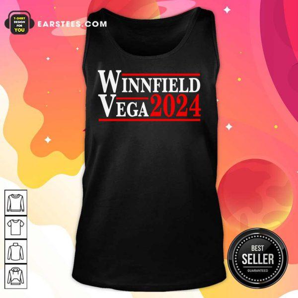 Top Winnfield Vega 2024 Tank Top