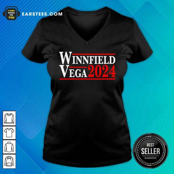Top Winnfield Vega 2024 V-neck