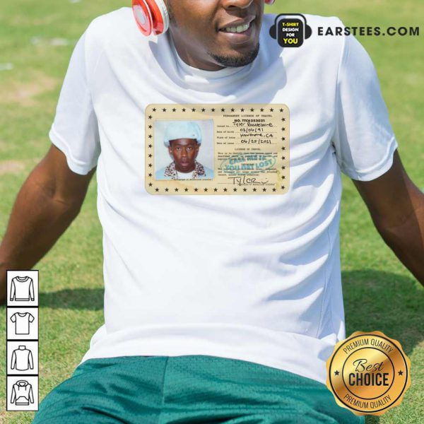 Tyler The Creator Call Me If You Get Lost Shirt