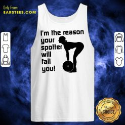 Weightlifting I'm The Reason Tank Top