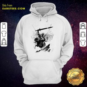 A Mighty Warrior Hoodie