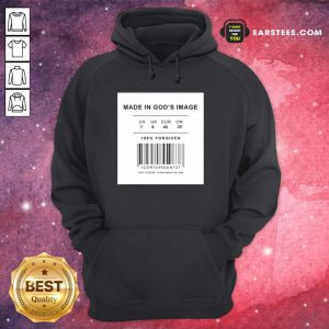 Made In God's Image Hoodie