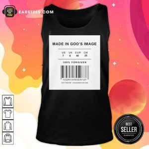 Made In God's Image Tank Top