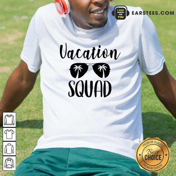 Top Vacation Squad Shirt