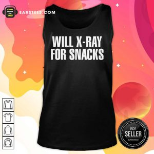 Will X-ray For Snacks Tank Top